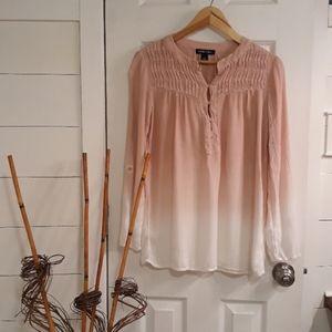 Bandolino blouse.